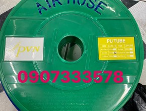 Ống hơi PU phi 8 màu xanh hiệu PVN- Ống hơi PU phi 8 màu xanh 8x5