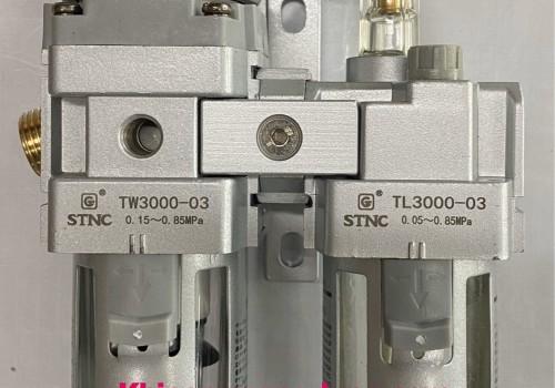 Bộ Lọc Đôi STNC TC 3010-10 / Bộ Tách Nước STNC ren 17