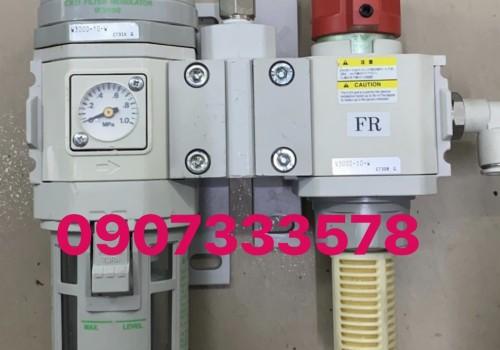 Bộ lọc ren 21 -bộ tách nước ren 21 CKD